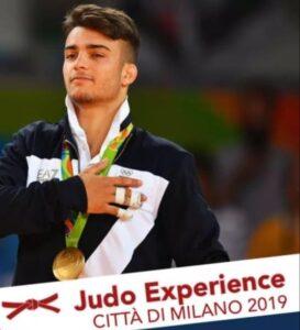 Judo Experience