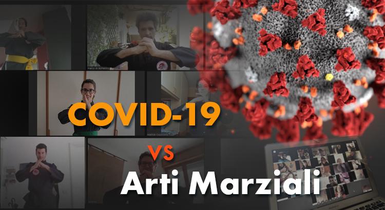 Covid-19 vs Arti Marziali